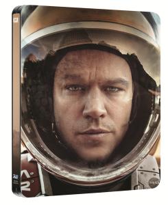 Edición Metálica Limitada Española de The Martian
