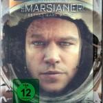 Steelbook Lenticular de The Martian para Amazon.de