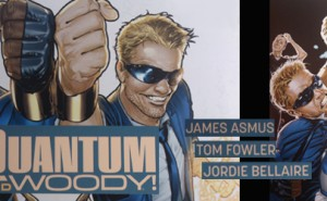Quantum and Woody Vol1