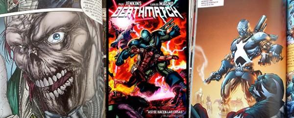 Deathmatch, de Aleta Ediciones
