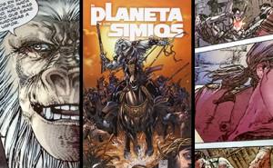 Reseña de El Planeta de los Simios Peón del Diablo