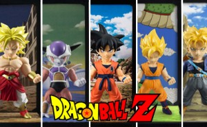 Tamashii Buddies Dragon Ball Z de Bandai