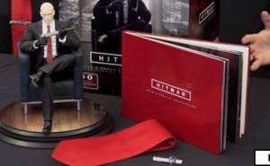 Unboxing de la Edición Coleccionista del nuevo Hitman