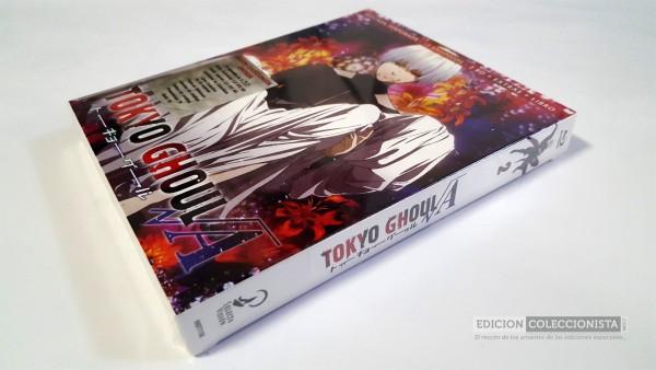 Edición Coleccionista de Tokyo Ghoul - Temporada 2