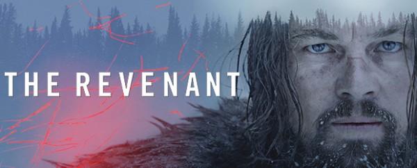 The Revenant - El Renacido, protagonizada por Leonardo DiCaprio