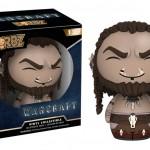 Figura Durotan Sugar Dorbz de Warcraft: El Origen
