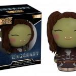 Figura Garona Sugar Dorbz de Warcraft: El Origen