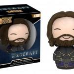 Figura Lothar Sugar Dorbz de Warcraft: El Origen