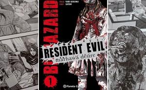 Resident Evil Marawa Desire #1