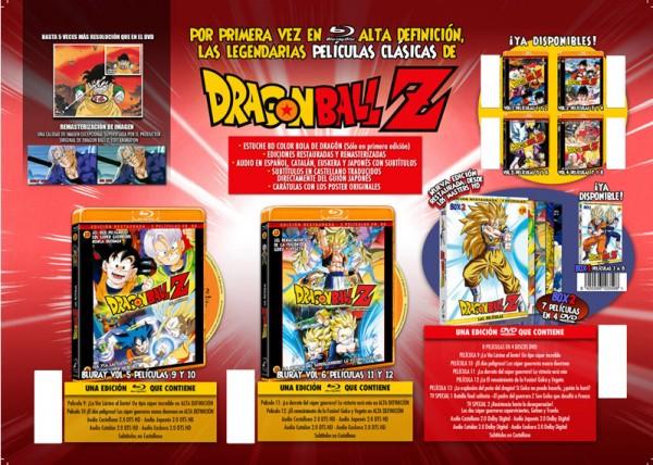 DragonBallZ Pelis 5-6