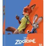 Steelbook Francesa de Zootropolis