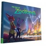 Artbook de Zootropolis