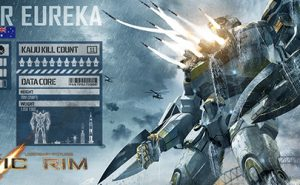 Striker Eureka de Pacific Rim