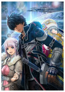 Star Ocean Integrity and Faithlessness, Miki, Fidel y Relia