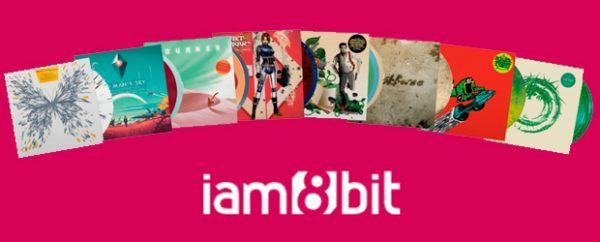 Vinilos edición limitada de iam8bit