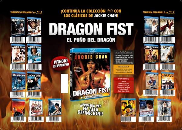 Dragon Fist, El Puño del Dragón