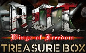 A.O.T. Wings of Freedom Treasure Box