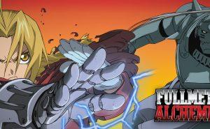 Edward y Alphonse, protagonistas de Fullmetal Alchemist