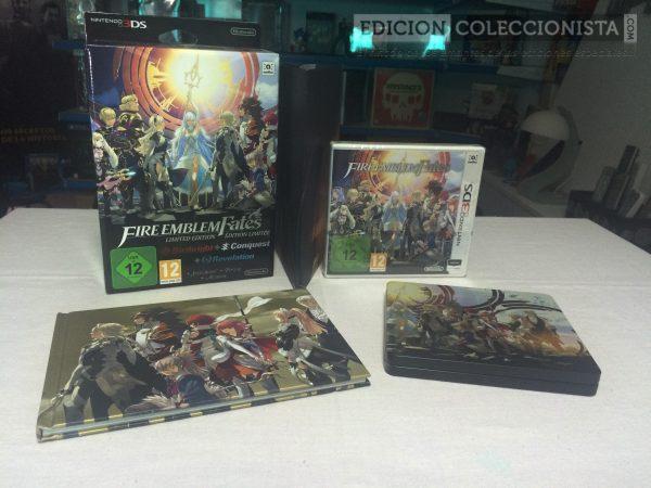 Fire Emblem Fates Edición Limitada 6