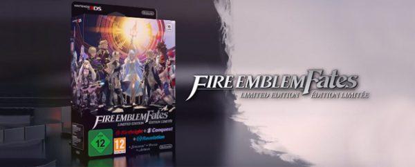 Fire Emblem Fates Edición Limitada