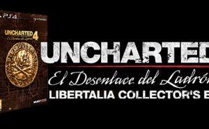 Uncharted 4: El Desenlace del Ladrón Edición Libertalia