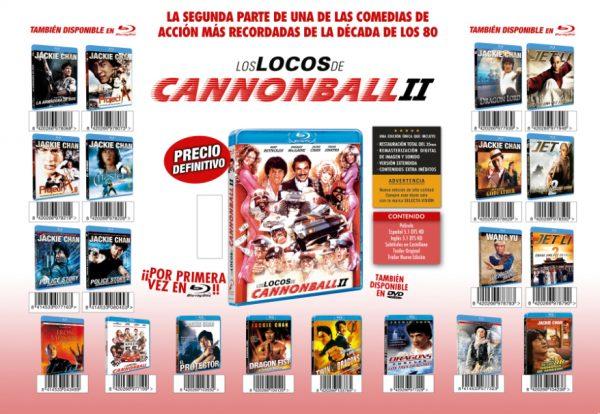 Los Locos del Cannonball