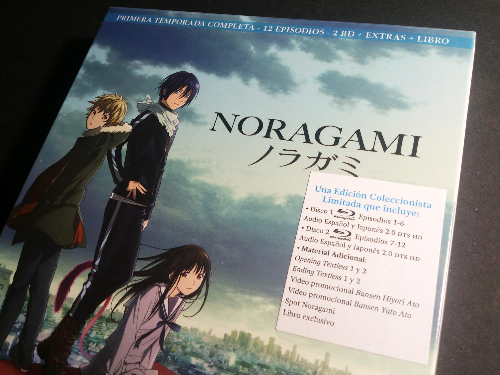 Noragami_EdColeccionista