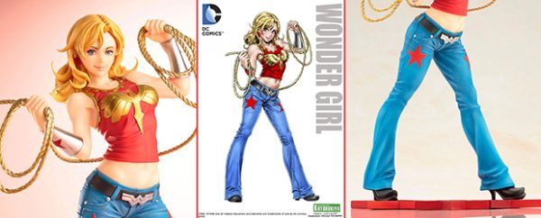 Wonder Girl Bishoujo Kotobukiya