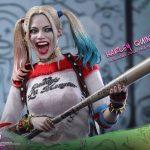 Figura Harley Quinn Escuadrón Suicida de Hot Toys