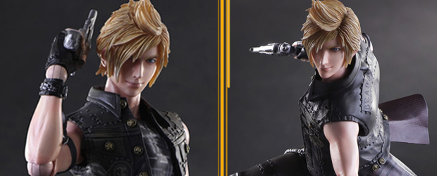 Prompto FFXV Play Arts Kai