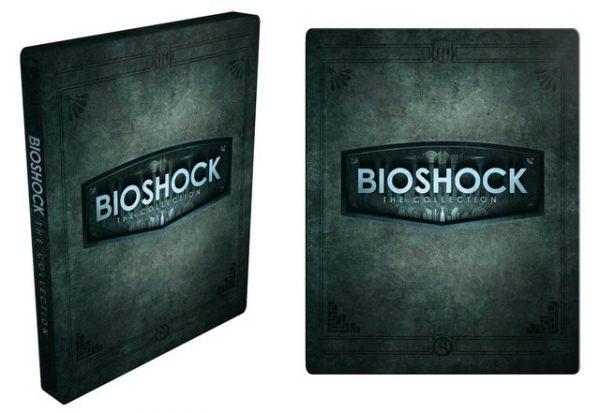 Steelbook Limitada de BioShock: The Collection