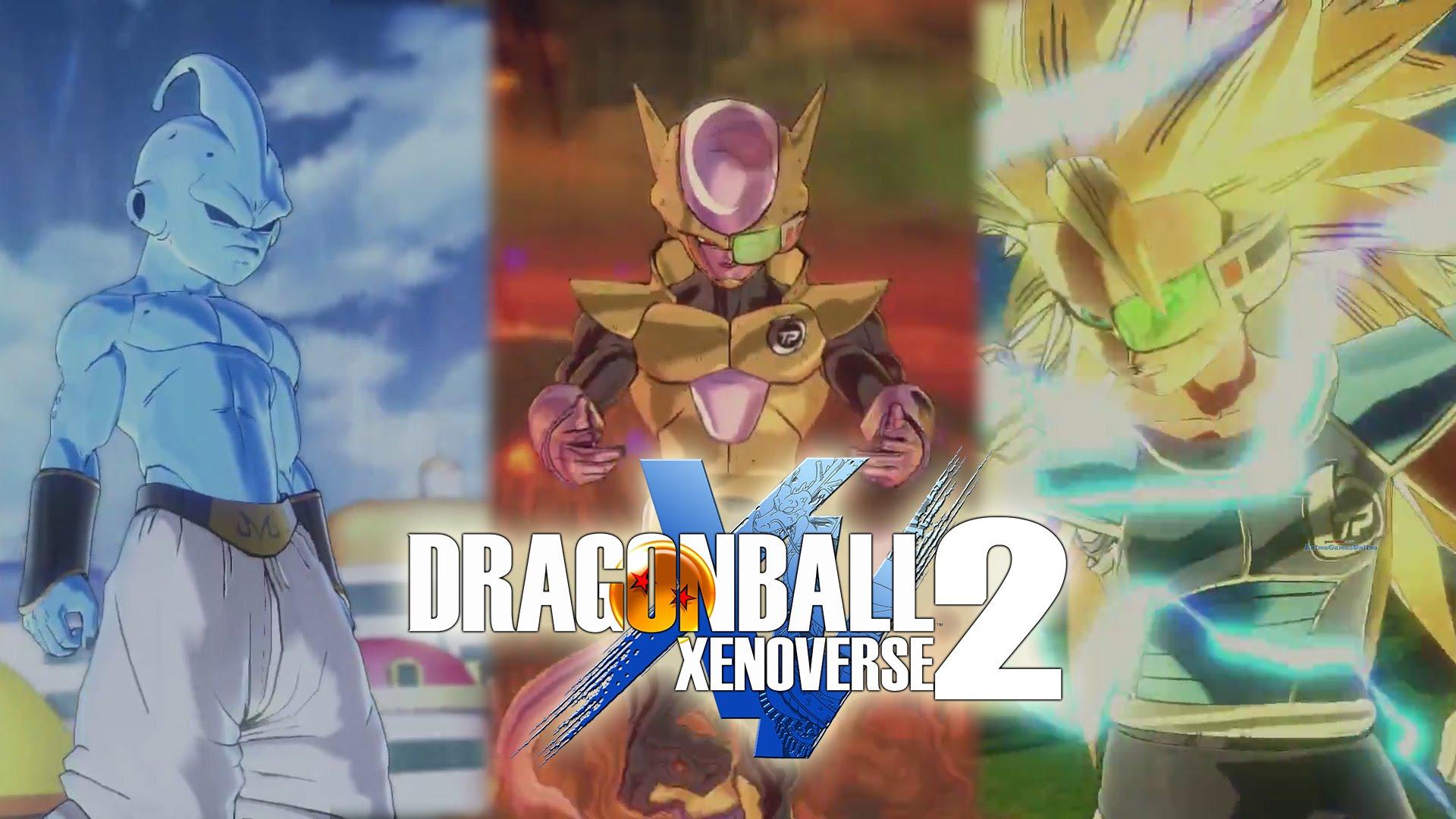 Resultado de imagen para Dragon Ball Xenoverse 2