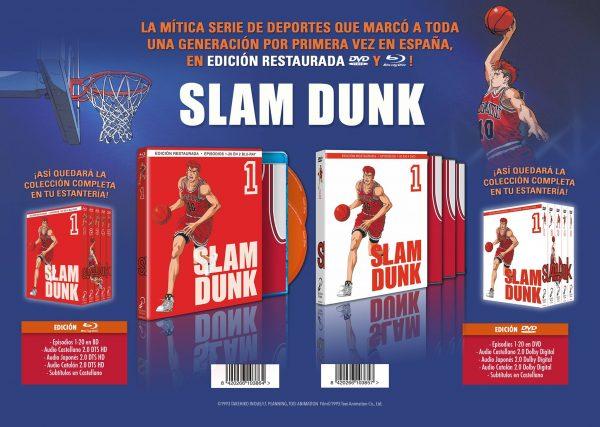 Slam Dunk Box 1