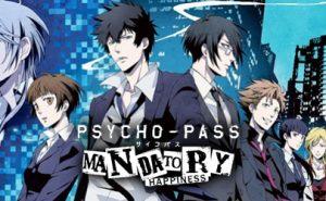 Analisis Psycho Pass: MH