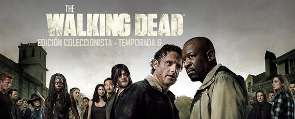The Walking Dead - Temporada 6 en Blu-ray