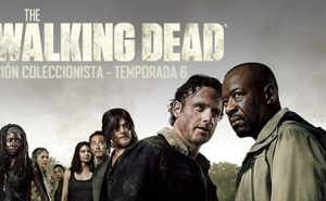 The Walking Dead - Temporada 6 en Blu-ray