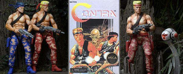 Contra, clasicazo de la NES