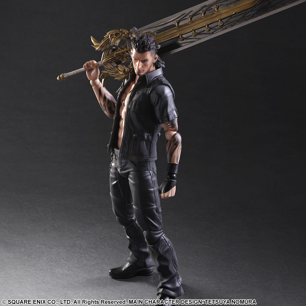Gladiolus Play Arts Kai