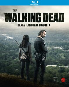 Temporada 6 en Blu-ray de The Walking Dead