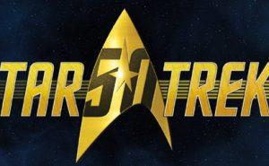 Star Trek - 50 aniversario y comunicador