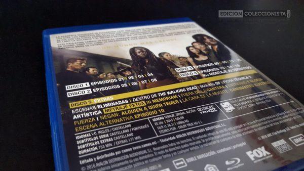 The Walking Dead - Temporada 6 (Extras)