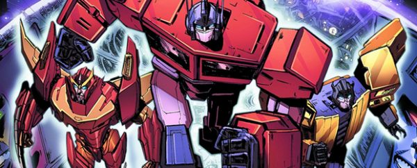 Transformers - Cybertron Oscuro