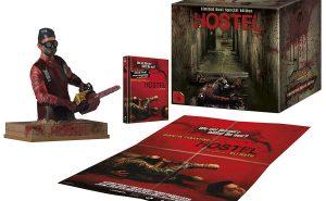 Hostel Edición Especial Limitada con Figura
