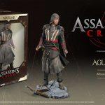 Figura para el personaje de Aguilar en Assassin's Creed