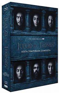 Juego de Tronos. Digipack Temporada 6 en Blu-ray