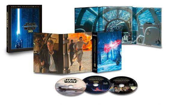 Star Wars - El Despertar de la Fuerza (Edición Coleccionista)