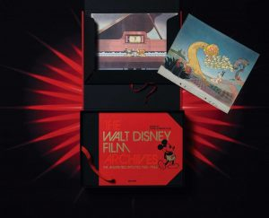 Taschen Walt Disney Film Archives Limited Edition
