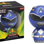 Funko Dorbz del Power Ranger Azul