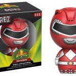 Funko Dorbz del Power Ranger Rojo