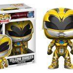 Funko Pop Movies del Power Ranger Amarillo